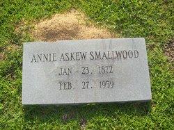 Annie Sue <I>Askew</I> Smallwood