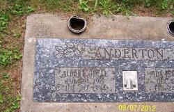 Albert Odell Anderton