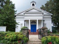 Nacoochee Presbyterian Cemetery