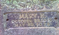 Mary H McKinney