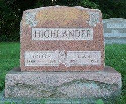 Louis R. Highlander