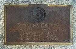 Saundra Ortega