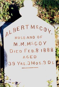 Albert McCoy