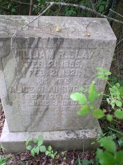 William R Slay