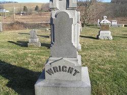 Mary Ann <I>Cissna</I> Wright
