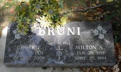 Grace Edna <I>Endres</I> Bruni