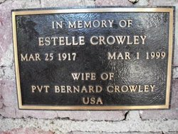 Estelle Crowley