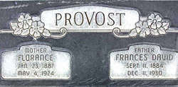 Francis David Provost