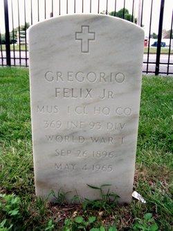 Gregorio Felix, Jr