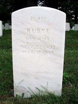 Rubye Felix