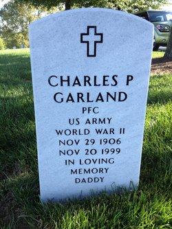 Charles P Garland