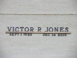 "Victor Paul ""Vic"" Jones"