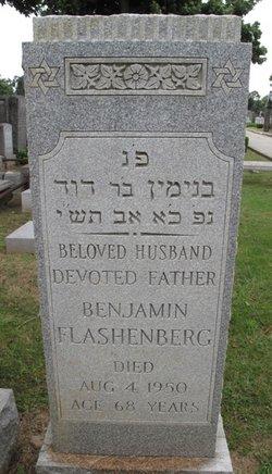 "Benjamin ""Binnie"" Flashenberg"