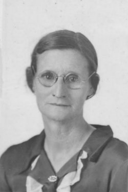 Betty Maude Price Green Pilkington
