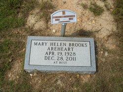 """Mary """"Helen"""" <I>Brooks</I> Areheart"""
