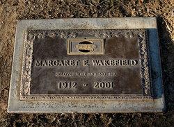 Margaret Ellen <I>Lincoln</I> Wakefield