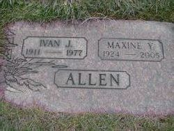 Maxine Y. Allen