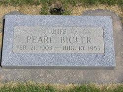 Pearl <I>Witt</I> Bigler