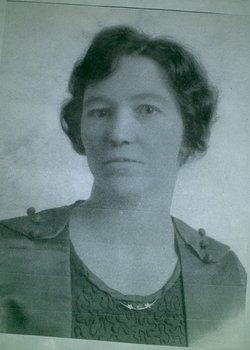 "Margaret Ellen ""Nellie"" <I>Smith</I> Hardcastle"