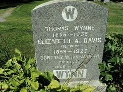 Dorothy <I>Wynne</I> Ainsworth