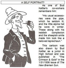 """Howard George """"Bud"""" Kettler"""