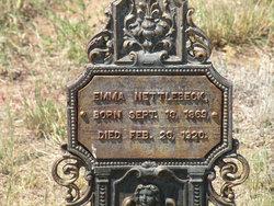 Emma Nettlebeck