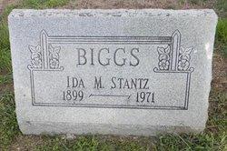 Ida M <I>Stantz</I> Biggs