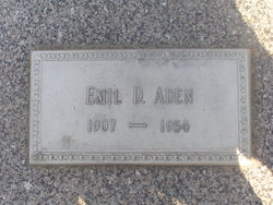 Emil D Aden