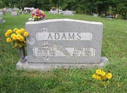 Ethel Lee Adams