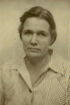 Lucy Dora <I>Mahon</I> Whitman