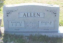 Evelyn Marie <I>Halbert</I> Allen