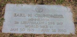 Earl Norman Grundmeier