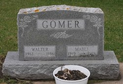 Walter Raymond Gomer