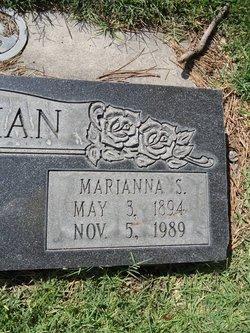 Marianna <I>Stratford</I> Bachman