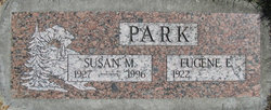 """Susan Mae """"Susie"""" <I>Horton</I> Park"""