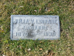 Julia V <I>Linnane</I> LaBarre