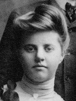Mabel H <I>Simmons</I> McGregor