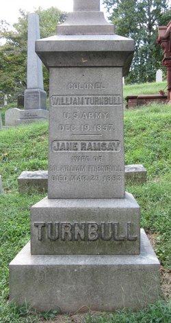 Col William Turnbull