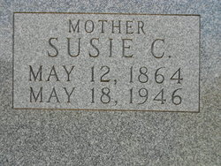 Susie Caroline <I>Bagwell</I> Whitson
