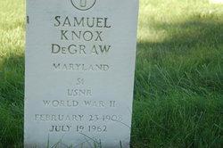 Samuel Knox Degraw