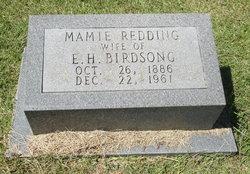 Mamie <I>Redding</I> Birdsong