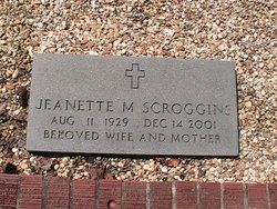 Jeanette M. Scroggins