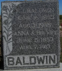 "Francis Irvin ""Frank"" Baldwin"