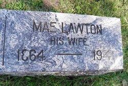 Caroline Mae <I>Lawton</I> Huffman