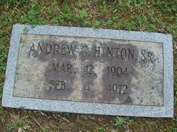 Andrew Goodwin Hinton Sr.