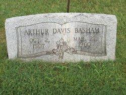 Arthur Davis Basham