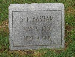"Barksdale Peyton ""B.P."" Basham"