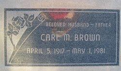Carl M. Brown