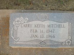 Larry Keith Mitchell