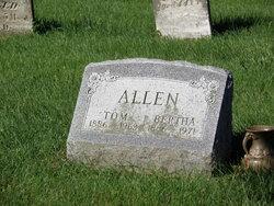 "Thomas Samuel ""Tom"" Allen"